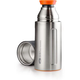 GSI Glacier SS Vacuum Bottle 500ml silver